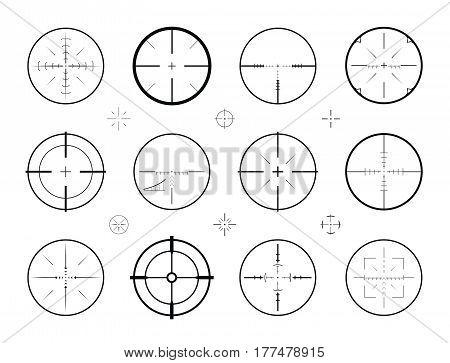 Target sight sniper