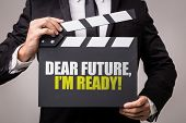 Dear Future, Im Ready! poster