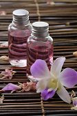 foto of gladiola  - Aromatherapy essentials - JPG