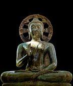 image of siddhartha  - statue of Siddhartha Gautama  - JPG