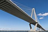 Cooper River Cable-stay Bridge