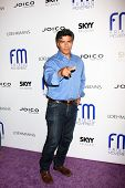 LOS ANGELES - JUL 1:  Esai Morales arrives at the Friend Movement Anti-Bullying Benefit Concert at t