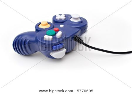 poster of Video Game Controller