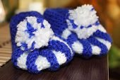 picture of shiting  - Knitted handmade baby - JPG