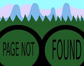 pic of not found  - Page not found  - JPG