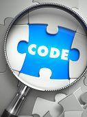 foto of missing  - Code  - JPG