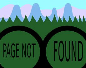 picture of not found  - Page not found  - JPG