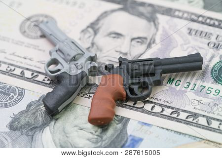 Big Money In Gun Industry