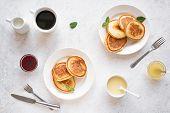 Pancakes For Breakfast poster