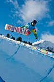 Manex Azula, Snowboard Halfpipe, Youth Olympic Games 2012