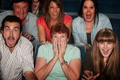 Shocked Audience