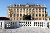 picture of schoenbrunn  - Schoenbrunn Palace in Vienna - JPG