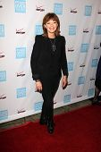 Frances Fisher at the Peace Over Violence 42nd Annual Humanitarian Awards, Beverly Hills Hotel, Beve