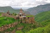 picture of apostolic  - Tatev Monastery in south part of Armenia - JPG