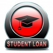 student loan credit application study funding university or college scholarship