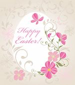 picture of pasqua  - Easter beautiful card - JPG