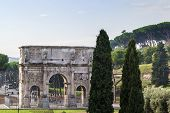 ������, ������: Arch Of Constantine Rome