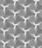 foto of pyramid shape  - Seamless geometric pattern - JPG
