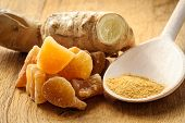 foto of home remedy  - Three kinds of ginger  - JPG