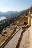 foto of india gate  - Beautiful Amber Fort in Jaipur Rajasthan India - JPG
