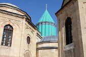 image of rumi  - The convent of Mevlana in Konya  - JPG