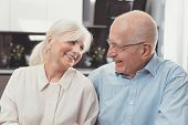 Retirement Senior Couple Lifestyle Living Concept poster
