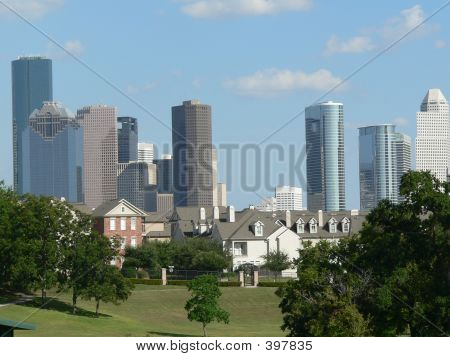 poster of City Skyline