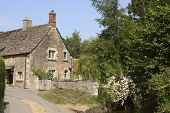 English Country Cottage. Wiltshire. UK