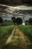 foto of battlefield  - Bloody Lane  - JPG