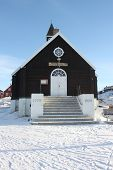 the old church in illulissat