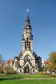picture of leipzig  - Evangelical Lutheran St - JPG