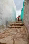 image of fortified wall  - HARAR ETHIOPIA  - JPG