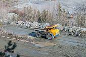 stock photo of oversize load  - Kurmanka - JPG