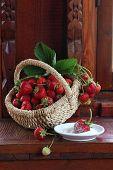 image of strawberry  - Still - JPG