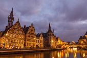 picture of gents  - Ghent Belgium  - JPG