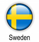 stock photo of sweden flag  - sweden state flag - JPG