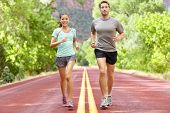 pic of fitness man body  - Running Health and fitness - JPG