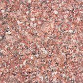 image of granite  - Red granite background with natural pattern - JPG