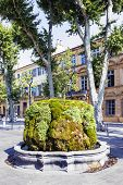 ������, ������: Thermal Fountain In Aix En Provence