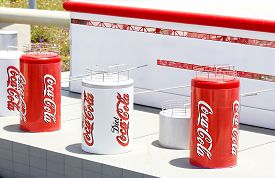 picture of coca-cola  - Mini Israel - JPG