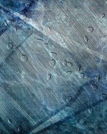 stock photo of freemasons  - freemason symbol on a grunge blue background - JPG