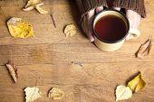 Hot Autumn Tea poster