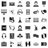 headphone poster