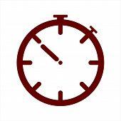 Stopwatch Icon, Stopwatch Icon Eps10, Stopwatch Icon Vector, Stopwatch Icon Eps, Stopwatch Icon Jpg, poster