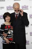 SANTA MONICA, CA - FEB 25: James Cromwell at the 2012 Film Independent Spirit Awards on February 25,
