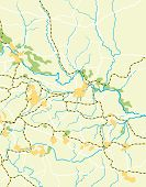 picture of geodesic  - Geodesic Map of The Country - JPG