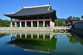gyeongbokgung palace, korean traditional architecture