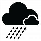 Cloud Rain. Cloud Rain Icon. Cloud Icon Art. Cloud Icon Picture. Cloud Icon Image. Cloud Icon Logo.  poster