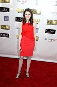 LOS ANGELES - JAN 10:  Kara Hayward arrives at the 18th Annual Critics' Choice Movie Awards at Barke