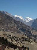 Ghusang, Old Village Near Manang